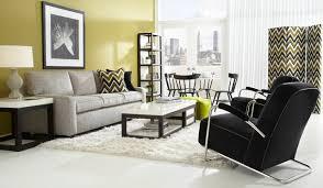 alex sofa and dean ii chairs modern living room charlotte