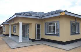Surprising Idea 4 Bedroom House Plans Zimbabwe 5 Architectural In On Modern Decor Ideas