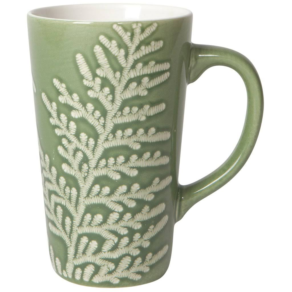 Now Designs Wintergrove 18-Ounce Stoneware Mug - 5019066