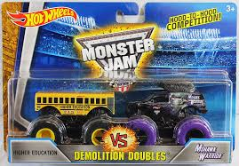 Amazon.com: 2016 Hot Wheels Monster Jam Demolition Doubles - Higher ... Product Page Large Vertical Buy At Hot Wheels Monster Jam Stars And Stripes Mohawk Warrior Truck With Fathead Decals Truck Photos San Diego 2018 Stock Images Alamy Online Store Purple 2015 World Finals Xvii Competitors Announced Mighty Minis Offroad Hot Wheels 164 Gold Chase Super Orlando Set For Jan 24 Citrus Bowl Sentinel Top 10 Scariest Trucks Trend