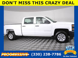100 Used Work Trucks For Sale By Owner PreOwned 2014 Chevrolet Silverado 1500 Truck 4D Crew Cab In