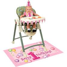 1st Birthday Balloons Pink High Chair Kit - Party Decor And Rentals ... Buy 1st Birthday Boy Decorations Kit Beautiful Colors For Girl First Gifts Baby Hallmark Watsons Party Holy City Chic Interior Landing Page Html Template Pirate Shark High Chair Decoration Amazoncom Glitter Photo Garland Pink Toys Games Mickey Mouse Decorating Turning One Flag Banner To And Gold