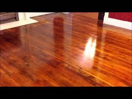 Restain Hardwood Floors Darker by Refinishing Wood Floors Part 4 Youtube