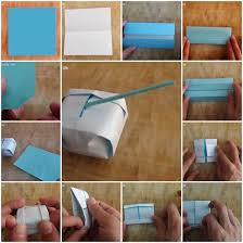 How To Make Origami Tank Toy Step Diy Instructions Thumb An