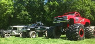 Drive A Real American Spec Monster Truck In Sussex! - Experience Days