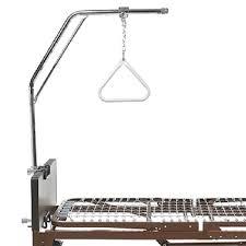 Medline Hospital Bed by Offset Fixed Medline Hospital Bed Trapeze