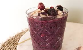berry chia pudding thefoodtype