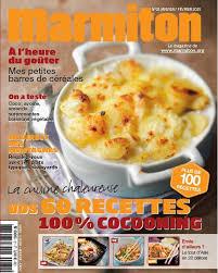 magazine de cuisine les 33 meilleures images du tableau magazine marmiton sur
