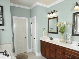 New Bathroom Paint Colors Bathroom Trends From Calming Bathroom ... Attractive Color Ideas For Bathroom Walls With Paint What To Wall Colors Exceptional Modern Your Designs Painted Blue Small Edesign An Almond Gets A Fresh Colour Bathrooms And Trim Match Best 9067 Wonderful Using Olive Green Dulux Youtube Inspiration Benjamin Moore 10 Ways To Add Into Design Freshecom The For