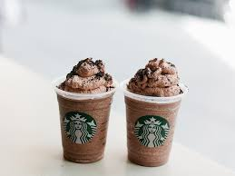 We Try The New Cookie Crumble Frappuccinos At Starbucks