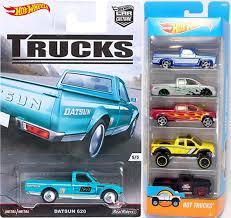 100 Hot Trucks Amazoncom Wheels 4 X 4 5Pack Set Car Culture