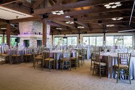 Picture Of The Inside WatersEdges Columbus OH Indoor Wedding Reception Area