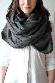 how to tie a blanket scarf momadvice