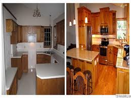 Image Of Before And After Kitchen Remodels Design