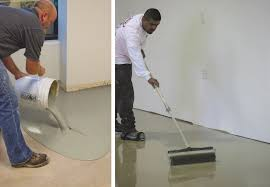 Wood Floor Leveling Filler by Leveling A Concrete Floor Bob Vila