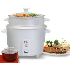 100 Cuisine Steam Details About Elite ERC003ST MaxiMatic 6 Cup Rice Cooker With Free Shipping