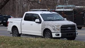 100 Truck Hybrid Ford F150 Plugin Hybrid Spied Testing On The Road