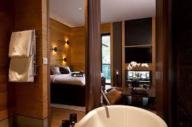 badezimmer im schlafzimmer trend oder unmöglich