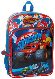 Safta - Blaze & The Monster Machines Backpack, 38cm | PlayOne Cheap Monster Bpack Find Deals On Line At Sacvoyage School Truck Herlitz Free Shipping Personalized Book Bag Monster Truck Uno Collection 3871284058189 Fisher Price Blaze The Machines Set Truck Metal Buckle 3871284057854 Bpacks Nickelodeon Boys And The Trucks Shop New Bright 124 Remote Control Jam Grave Digger Free Sport 3871284061172 Gataric Group Herlitz Rookie Boy Bpack Navy Orange Blue