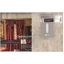 Jcp White Curtain Rods by Amazon Com Jcpenney Home Collection Chris Madden Kasbah Rod