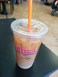 Iced Coffee Dunkin Donuts Calories Drinker