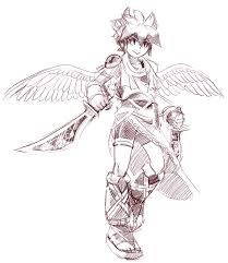 I Think Kid Icarus Is A Pretty Cool Guy By Prnnography