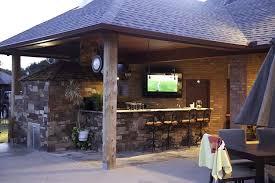Bar Outdoor Tv Cabinet