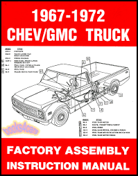 CHEVROLET GMC TRUCK SHOP ASSEMBLY MANUAL PICKUP RESTORATION C10 C20 ... 671972 C10 Pick Up Camper Brakes Best Pickup Truck Curbside Classic 1967 Chevrolet C20 Pickup The Truth About Cars 1971 Not 78691970 Or 1972 4wd Shortbed 71 Tci Eeering 631987 Chevy Truck Suspension Torque Arm 72 79k Survir 402 Big Block Love The Just Wouldnt Want It Slammed Cheyenne Step Side Maple Hill Restoration Customer Gallery To I Have Parts For Chevy Trucks Marios Elite 1968 1969 1970 Gmc Led Backup Light