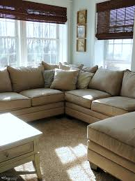 Cindy Crawford Microfiber Sectional Sofa by Living Room Raymour And Flanigan Sectional Sofa Bed Rs Gold With