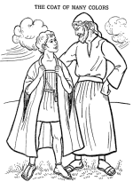 Old Testament Bible Coloring Pages