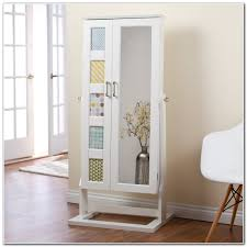 Medicine Cabinet Hylan Blvd by Floor Standing Jewelry Armoire With Mirror Flooring Interior