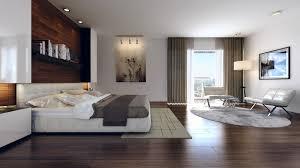 Bedroom Dark Wood Floor