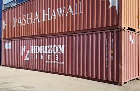 104 40 Foot Shipping Container Underneath The Superior Services