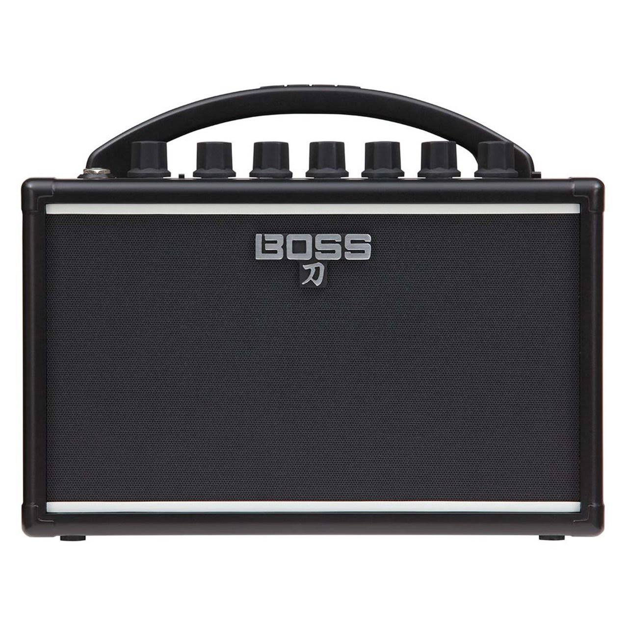 Boss Katana Mini Portable Guitar Amplifier - 7W