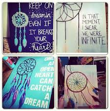 Paintings On Canvas Words