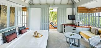 100 One Bedroom Design Cottages Luxury Beach Resort Thailand The Surin