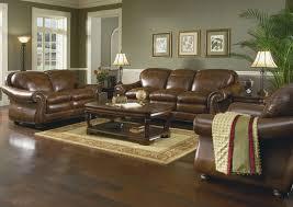 living room decorating ideas dark brown sofa interior design