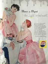 Pepsi Ad Vintage