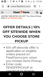 Fleet Farm: 10% Off Sitewide When You Choose Store Pickup ... Florsheim Shoes Printable Coupons Park N Fly Coupon Codes Dolce Mia Code Boat Deals Simply Be 50 Virgin Media Broadband Promo Y Knot Ll Bean Outlet Cucumber Mint Facial Mist Face Toner Spray Organic Skincare Free Shipping On Etsy September 2018 Store Deals Pet Food Direct Discount Major Series Personal Creations 30 Off Banderas Restaurant Scottsdale Az Coupon Off Bijoucandlescom Coupons Promo Codes November 2019 Get An Online Purchase Of Contacts Free Discounts