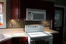 kitchen backsplash cost installing a pencil tile backsplash and