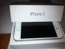 Hard reset iPhone 5 procedure