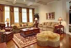traditionelles wohnzimmer dekor dekoration ideen country