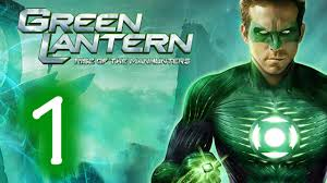 green lantern rise of the manhunters wb attack of oa part 1
