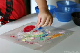 For Art Sand Toddlers Projects Crafts Making Kids Easy Keepkidsbusy