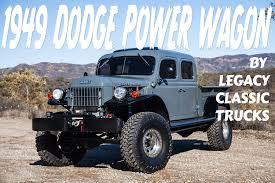 100 Oldride Classic Trucks Legacy Has Built A Big Bold Bad Ass 1949 Dodge