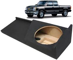2007-2013 Chevy Silverado Ext Cab Truck Harmony F124 Single 12 Sub ... Truck Specific Bassworx Ford F150 Super Crew 0103 Custom Fit Dual 12 Subwoofer Sealed Box Build For A Shallow Mount Sub Fits Behind The Seat Atrend 10tkv 10 Single Universal Style Vented 51 10in Box Dodge Ram Quad Cab 2002 2016 Thunderform How To Build 4 8 Subwoofers In Silverado Youtube Chevy Ck 8898 Ext Speaker Fiberglass Enclosure 9904 Mustang Forum Fitting Car And Boxes Powerbass Pswb112t Loaded Enclosure With Pswb110t 623 Best Enclosures Audio