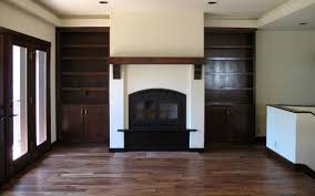 Wood Fireplace Mantel Shelves Designs by Interior Great Design Ideas Using Brown Wall Lanterns And