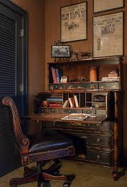 masculine home office decor lucas patton design house