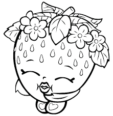 Really Cute Coloring Pages To Print For Girls