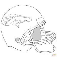 New England Patriots Helmet Coloring Page